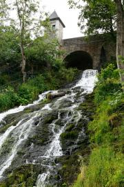 waterval bij Coo