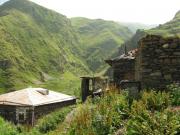 kazbegi-village