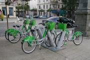 Green bike system