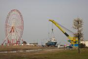 Ferris wheel in Batumi