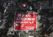 orjen hiking