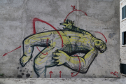 streetart in herceg-novi
