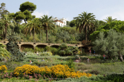 park guell tuinen