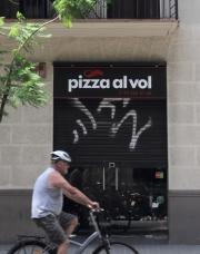pizza al vol